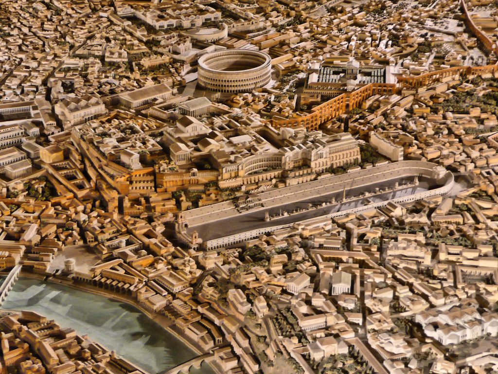 Roman Civilization 10 Remarkable Miniatur...