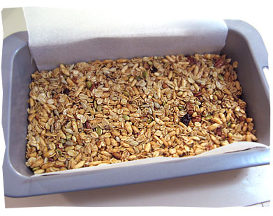 Muesli Bar (Sort of)