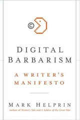 Digital Barbarism book cover
