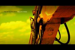 The Movie Project: Yellow Three (bazzmann) Tags: orange cinema yellow movie 50mm nikon arm mechanical f14 machine nikkor cinematic yellowseries diggingmachine d80 thebestofday gnneniyisi themovieproject excavatormachine