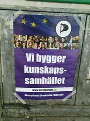 Glöm inte att rösta ... PIRAT!
