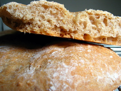 "Armenian ""Barbary"" Bread"