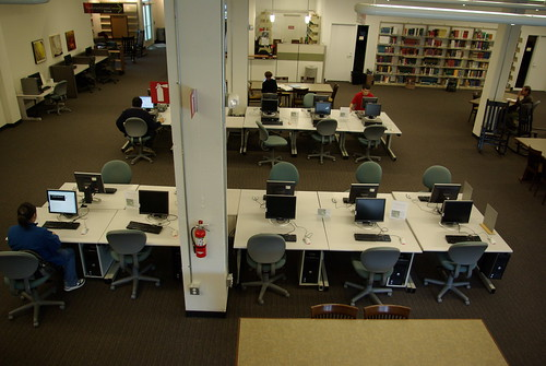 Interim Library at Seattle University