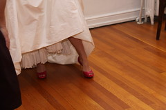 Red Candies (aprilesole) Tags: feet garter shoes highheels legs flipflops heels barefeet sandles coldfeet happyfeet sexyfeet walkingfeet weddingfeet tattoedfeet allisonkevin tattofeet sittingfeet standingfeet