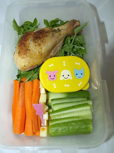 hot weather bento