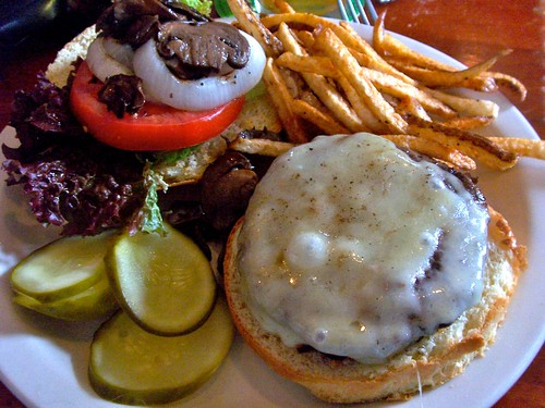 Standard Tap Burger