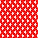 Argyle background for twitter or other (Type A, Red)