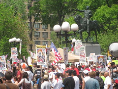 Washington Greets Immigration Rally by edenpictures, on Flickr