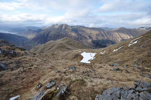 Five Sisters from Creag nan Damh