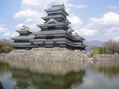 Castelo de Matsumoto Nagano Japan (Japan Tourism) Tags: japan de castelo matsumoto nagano eduardo heddy hanada kurioka