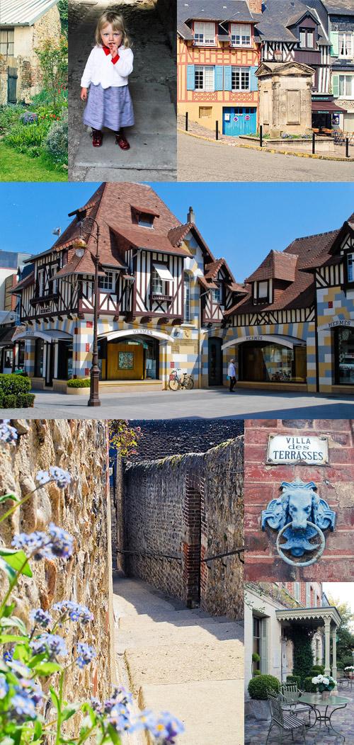 Vacances en Normandie