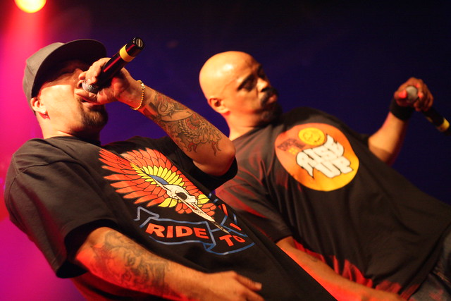Cypress Hill @ Warehouse Live