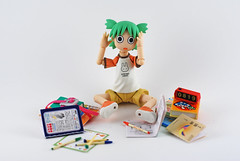 Too much knowledge. Brain exploding. (dr.plum) Tags: rement yotsuba revoltech