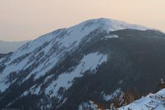 "Mountain ""White one"" (Pete.J.Dunham) Tags: mountain snow travelling tourism trekking trek spring russia dusk hiking top may tourist east backpacking mtn backpacker region far taiga primorye suumit"