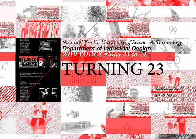 Turning 23 Taiwan National Yunlin University of Science & Technology Department of Industrial Design 99th Showreel