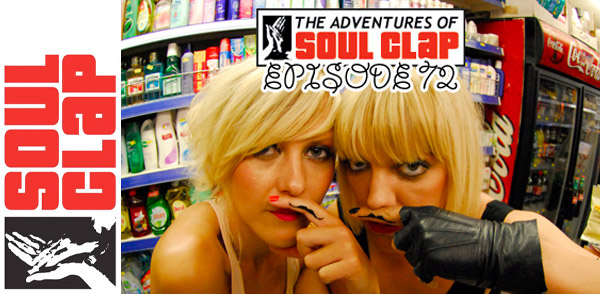 Soul Clap Episode 72: Riding With The Moustache Mamas (Image hosted at FlickR)