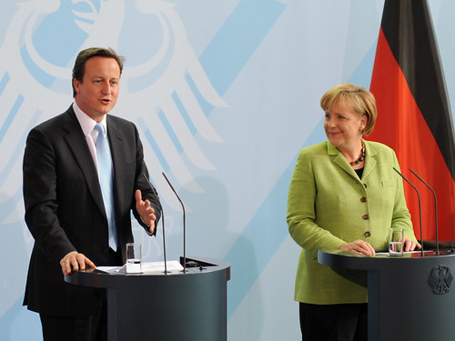 PM and Chancellor Merkel press conference