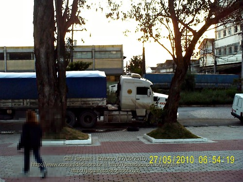 Entorno do CEU Jaguare - 27/05/2010