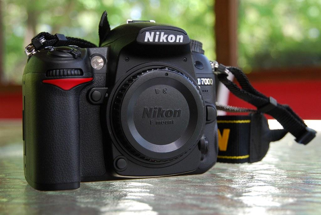 Day 129 - My New Nikon