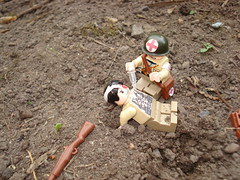 American 1st Infantry Division (5) (Commandersniperfish) Tags: world two fish infantry one three war funny lego 1st d lol sniper ww2 troll p british ww1 division commander yank smilies commandersniperfish
