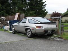 auto car washington porsche skagit 928 sedrowoolley