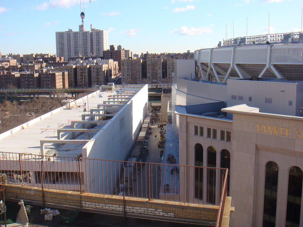 Nuevo Yankee Stadium (2009) - Página 3 3184097918_cafe959bff_b