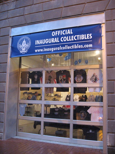 Official Store by Presidential Inaugural Committee.