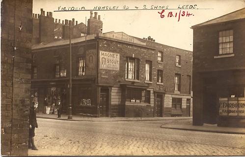 Victoria Inn, Hunslet Road, Leeds - 1922