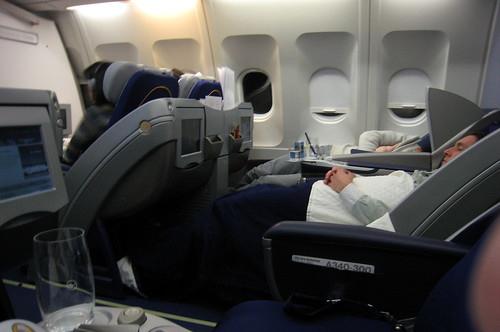 lufthansa business class. Lufthansa Business Class