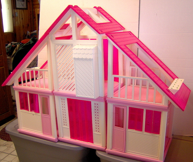 In The 80s Toys Of The Eighties Barbie Dream House