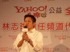Yahoo!奇摩媒體業務事業群總經理陳建銘