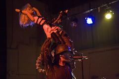Rosemary's Billygoat at the Doll Factory 1/24/09 (Michael Zampelli) Tags: rock metal death 666 devil satanic rosemarys billygoat theatrics