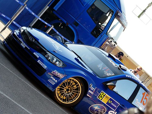 Impreza WRC '08