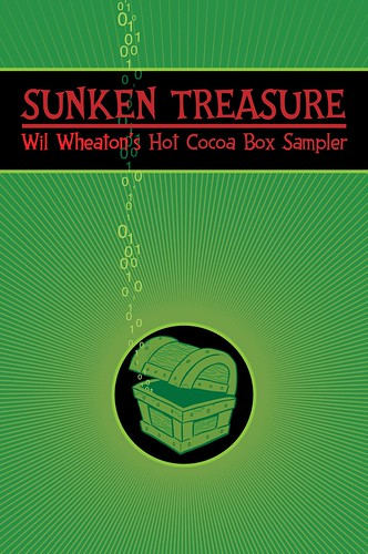 It's the cover of Sunken Treasure!