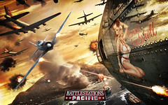 Planes Wallpaper (Battlestations: Pacific) Tags: xbox360 pc war wwii xbox videogame xboxlive eidos battlestations gamesforwindows battlestationspacific eidoshungary eidosgamestudios