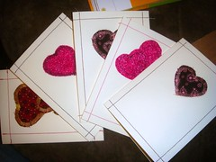 Heart cards 3