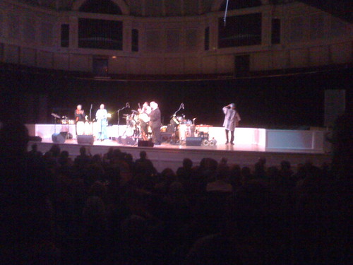 Freedom Jazz Suite at Symphony Hall