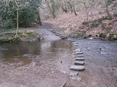 Rivelin Valley - Stepping Stones