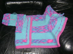 Baby Surprise  Jacket 003 (ZsaZsa  kringle) Tags: kal bsj bsjknitalong