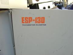 ESP-130 Transistor Inverter