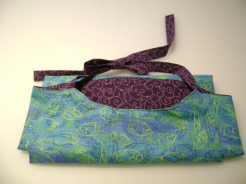 Tricia's apron