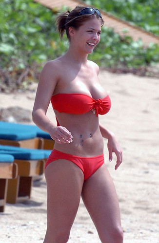 Gemma Atkinson bikini photo