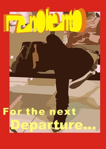 departured