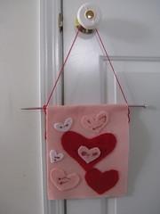 Goosie's Valentine's Banner