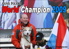 Titel: Canis Polaris - World Champion 2009