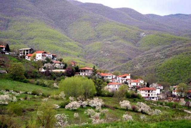 Κεντρική Μακεδονία - Ημαθία - Όρος Βέρμιο Το χωριό Φυτειά