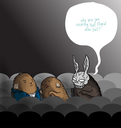 Guinea Pig Theatre:  Donnie Darko
