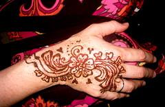 Swirling flower ( NYHenna ) Tags: wedding party art tattoo bridalshower indian ceremony desi bridal henna mehendi bodyart mehndi temporarytattoo temporarytattoos hinna nyhenna