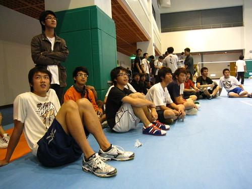 980416班際羽球賽