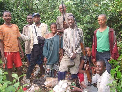 hunting party from Tshombe Kilima